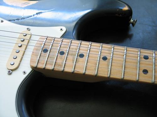 Schecter Dimarzio Fender strat
